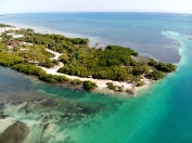 The Split, Caye Caulker, Belize