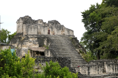 The Ruins of Tikal