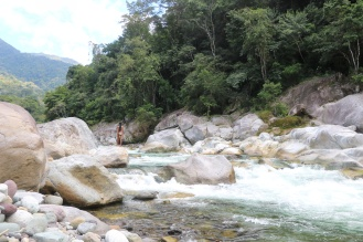 The Cangrejal River
