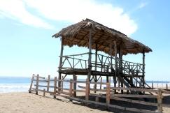 Las Penitas beach, Nicaragua